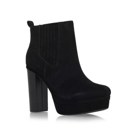 Miss KG Saffron high block heel ankle boots