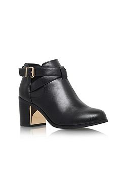 Carvela Timid block heel ankle boots