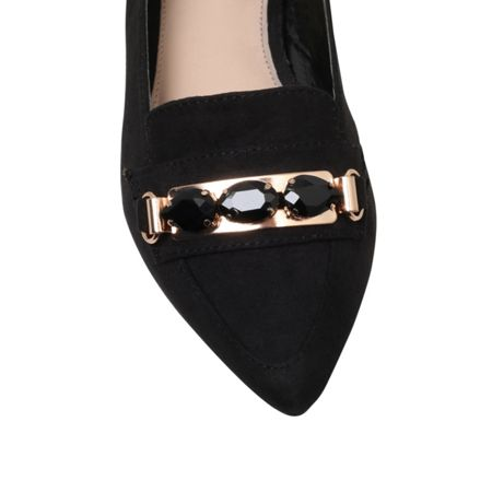 Carvela Linky flat slip on pointed pumps