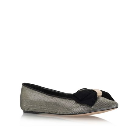 Carvela Lin flat slip on pointed toe shoes