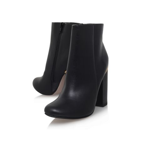 Carvela Tula high block heel ankle boots