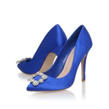 Lotty high heel court shoes