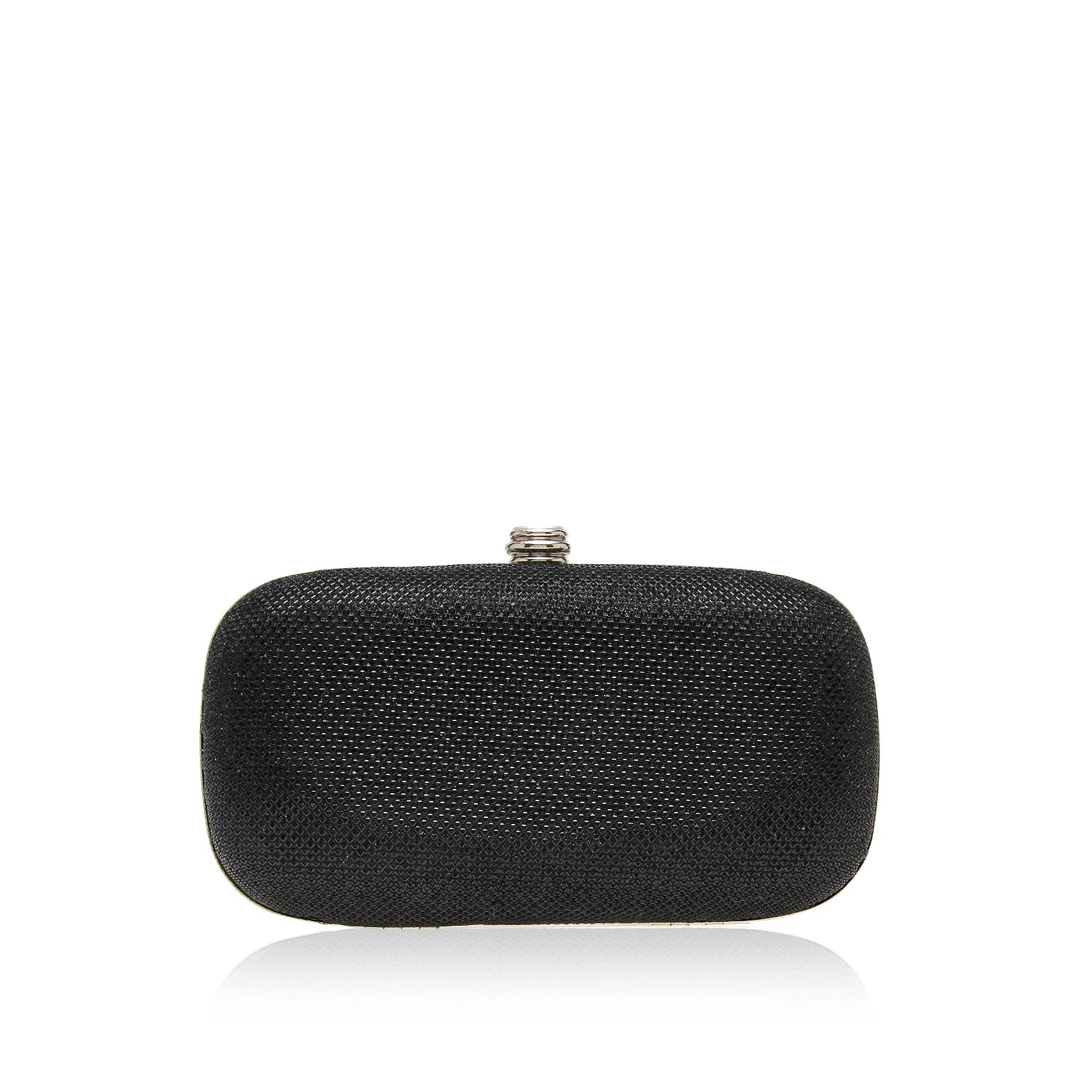 Carvela Darling clutch bag, Black