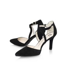 Fion mid heel court shoes