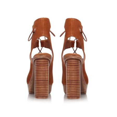 KG Henna high heel lace up shoe boots