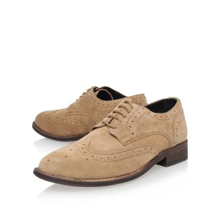 KG Alford leather formal brogue