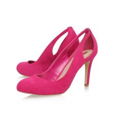 Bernadette high heel court shoes