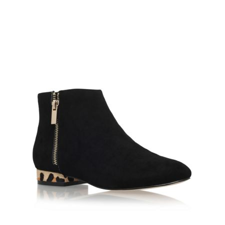 Miss KG Soho low heel ankle boots with zip