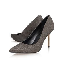Carvela Goalie high heel court shoes