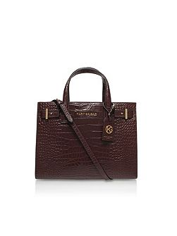 Croc london tote bag