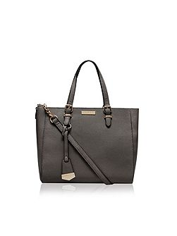 Dina winged tote bag