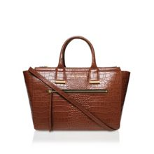 Kurt Geiger London Croc bea tote bag