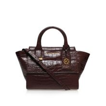Kurt Geiger London Croc becky tote bag