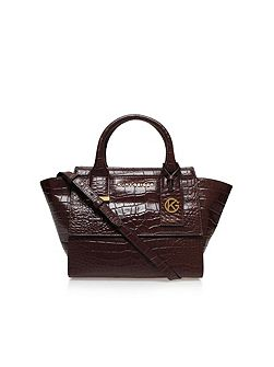 Croc becky tote bag