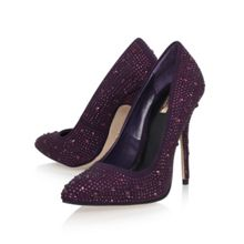 Carvela Gemini high heel court shoes