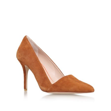 Carvela Able high heel court shoes