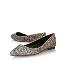 Maria flat slip on shoes