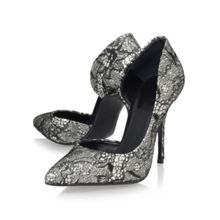 Kurt Geiger Anja high heel court shoes