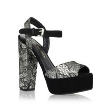 Kurt Geiger Oakley high heel sandals