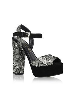 Oakley high heel sandals