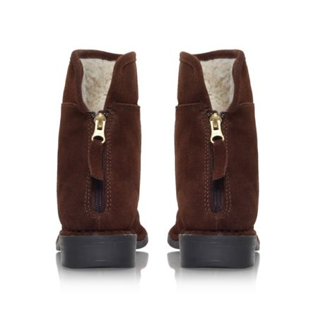 Carvela Ted flat ankle boots