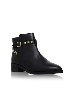 Sovereign low heel ankle boots