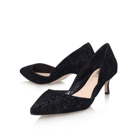 Vince Camuto Premell low heel court shoes2