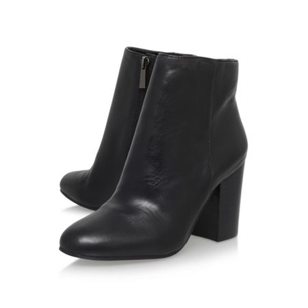 Vince Camuto Sabria mid block heel ankle boots