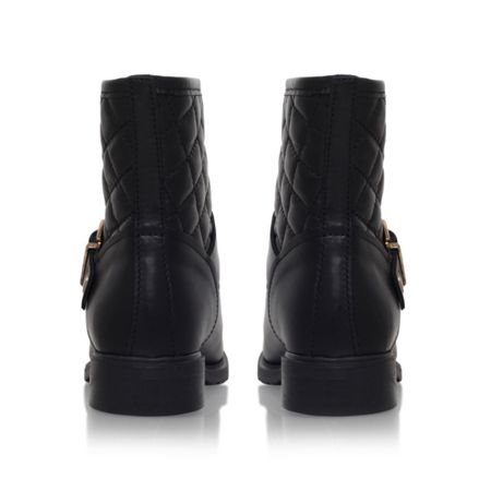 Carvela Comfort Rafe low heel buckle detail ankle boots