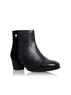 Rani low heel ankle boots
