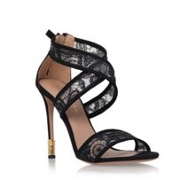 Covent high heel strappy sandals