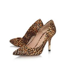 Charing high heel court shoes