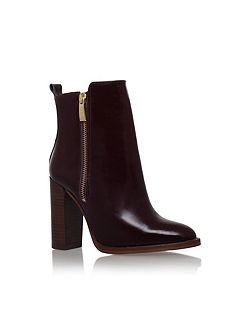 Denning high heel ankle boots