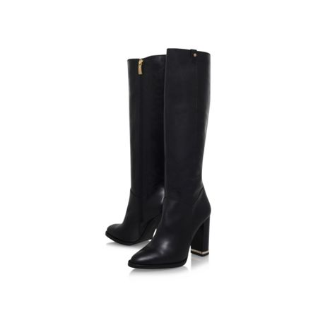 Kurt Geiger Dane high heel knee boots