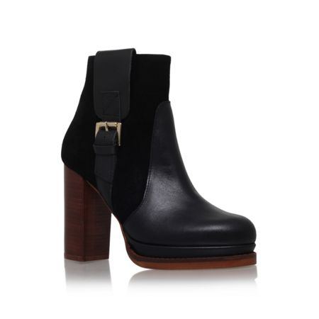 KG Sibling high heel ankle boots