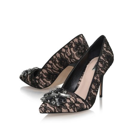 Carvela Gardner high heel court shoes
