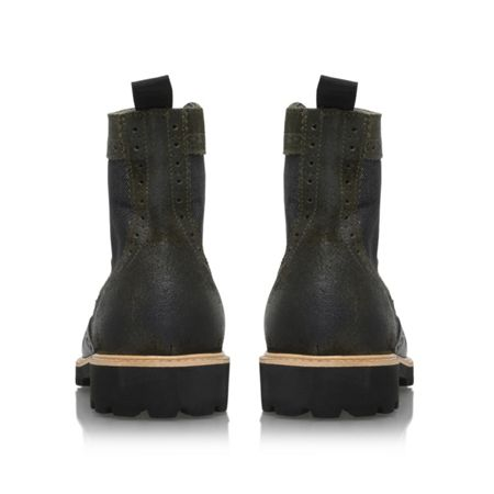KG Hughes leather lace up boots