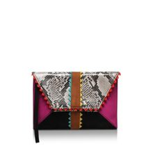 Miss KG Honour envelope clutch bag