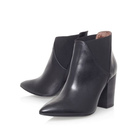H by Hudson Crispin high heel ankle boots