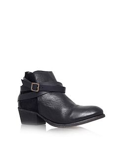 Horrigan low block heel ankle boots