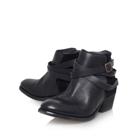H by Hudson Horrigan low block heel ankle boots