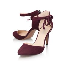 Howley ankle strap high heel sandals