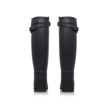 Hunter Original refined knee high boots