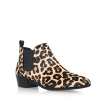Michael Kors Shaw flat ankle boots
