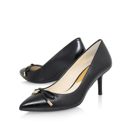 Michael Kors Nancy mid heel court shoes