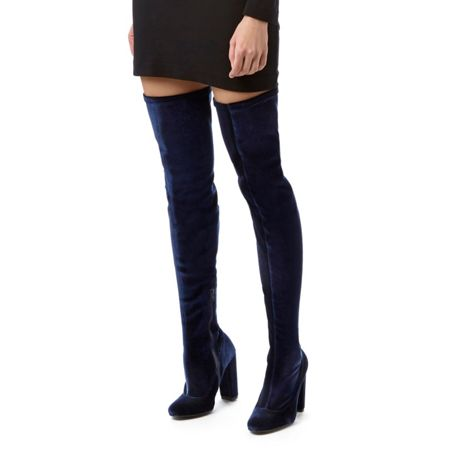 Carvela Wolf over the knee boots