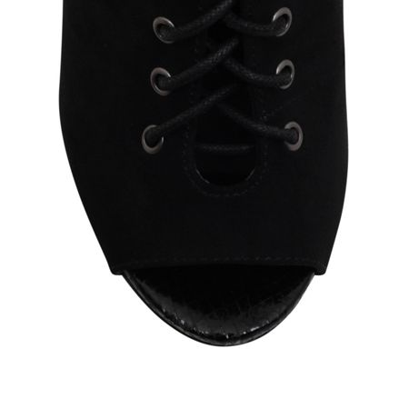 Carvela Gong high heel lace up boots