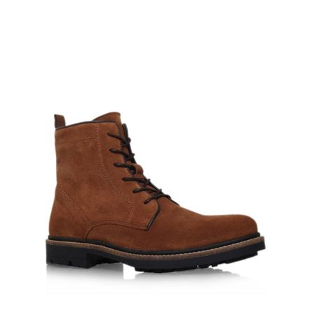 KG Howard Tan Lace Up Boot