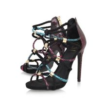 KG Idol high heel strappy sandals