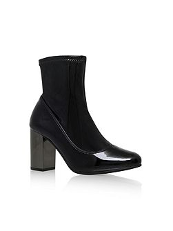 Rolo high heel ankle boots